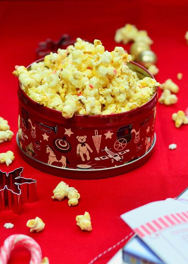 Popcorn selber machen - Popcorn-Kit als Geschenk