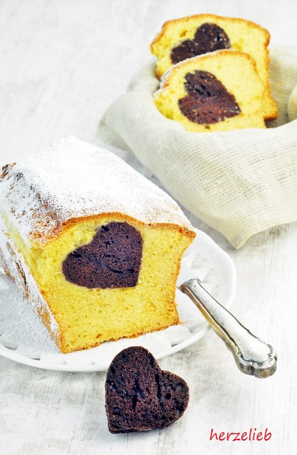 Herzkuchen Rezept Kuchen Ganz Toll Zum Valentinstag Und Zum