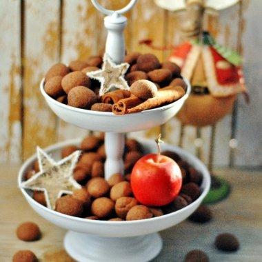 Schokoseufzer, Weihnachten ohne diese Kekse geht gar nicht! Kein klassiches Weihnachtsplätzchen. Ein tolles Rezept!
