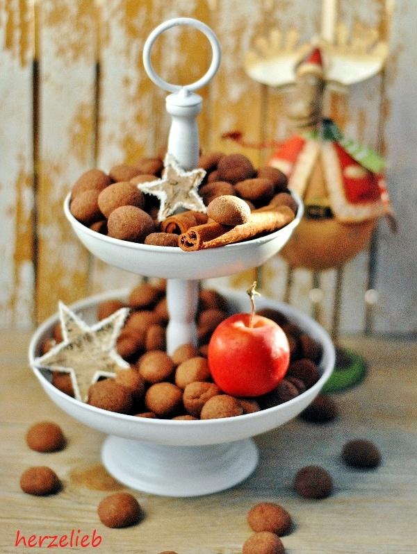 Schokoseufzer – Kekse, die schon vor Weihnachten schmecken!