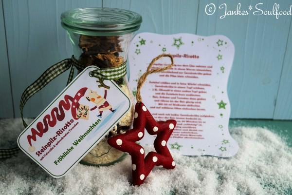 Geschenkidee aus der Küche - Risotte von Jankes Soulfood